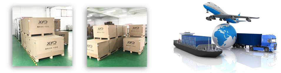 Cooling and Filtering Machine Packaging